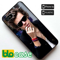 Harry Styles Glasses Iphone 5S Plastic Case
