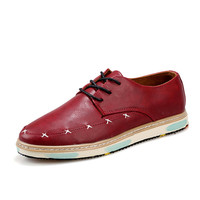Mens Cool Scattered Stitched and Cool Soles Shoes