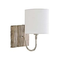 Reclaimed Wood Sconce