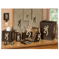 Browning Buckmark Bathroom Accessories