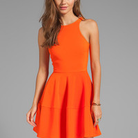 camilla and marc Waterline Dress in Orange from REVOLVEclothing.com