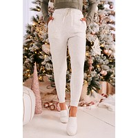 Off-Campus Joggers (Heather Gray)