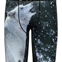 Animal Boxer long man Ethika cueca boxer men Cartoon Printed mens underwear bodybuilding sexy boxershorts stretching underwear