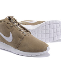 Nike fly line running shoes men's surface
