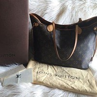 Authentic Louis Vuitton Neverfull MM bag