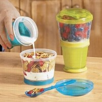 EZ-Freeze Cereal on the Go (Colors May Vary):Amazon:Baby