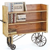 Industrial Factory Cart by Go Home Ltd. 20613