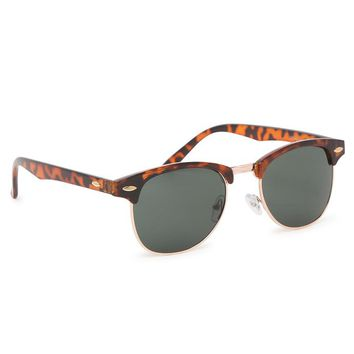 Pacsun Small 50 Fifty Sunglasses - Mens Sunglasses - Brown - NOSZ