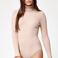 Kendall and Kylie Sweater Turtleneck Bodysuit at PacSun.com