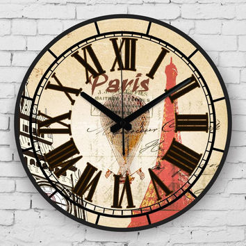 Europe style home decoration hours roman number antique wall decoration clocks more mute modern home decor watch wall Best gift