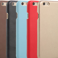 """Handmade iPhone 6 6S Thin Leather Case 4.7"""""""