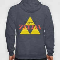The Legend of Zelda Hoody by Shea Kennedy