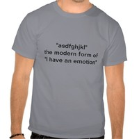 Emotions T-shirts