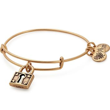 Unbreakable Love Charm Bangle