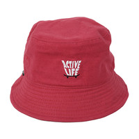 ACTIVE Colored Bucket Hat