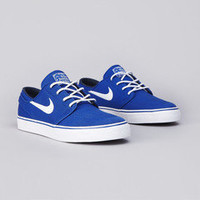 Flatspot - Nike SB Stefan Janoski Old Royal / White - Midnight Navy