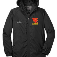 Williamsville East HS Mens Lacrosse Eddie Bauer - Packable Wind Jacket