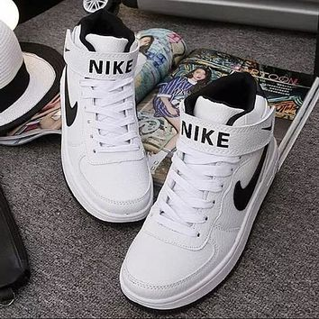 Nike Woman Fashion Ankle Boots Running Sneakers Sport Shoes-3
