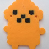 Jake the Dog Perler (Adventure Time) from Little House of Crafting