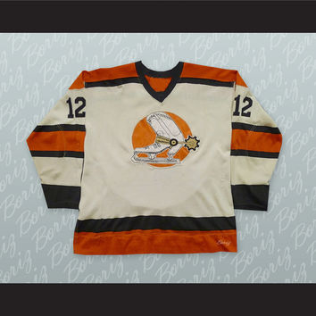 Denver Spurs Hockey Jersey Stitch Sewn NEW Any Player or Number