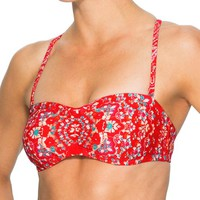 Athleta Womens Martina Bandeau Bikini