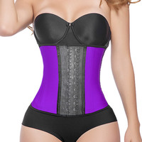 Workout Purple Waist Trainer