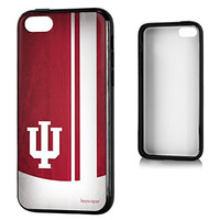 Indiana Hoosiers iPhone 5C Bumper Case Licensed by the NCAA & Printed by keyscaper ®