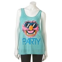 "Freeze The Muppets Animal ""Party"" Tank - Juniors"