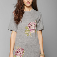 Truly Madly Deeply Grand Rose Triblend Tee  - Urban Outfitters
