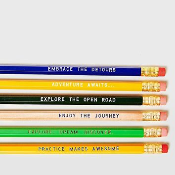 Earmark Pencil Pack - Urban Outfitters