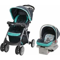 Walmart: Graco Comfy Cruiser Click Connect Travel System Harvest