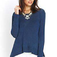 Front and Center Seam Sweater