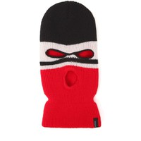 Brixton Barger Mask - Mens Hats - Red - One