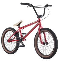 """Haro Boulevard Complete 20.5"""" BMX Bike Candy Red"""