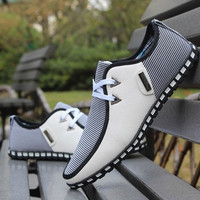 Casual Canvas Men's Sneaker Shoes Ultralight Flattie Increase Shoes Hotsale(Our size is Asian size you need buy one size bigger than your real size or reference to description ) New size 46 for US size 10.5 = 1652347012