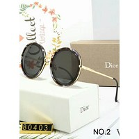 Dior new personality polarized women's sunglasses F-A-SDYJ NO.2