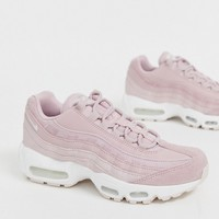 Nike Air Max 95 sneakers in pink | ASOS