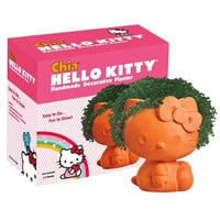 Chia Pet Hello Kitty Handmade Decorative Planter