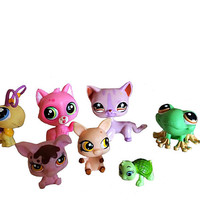Littlest Pet Shop, LPS Accessory, LPS Siamese Cat, Lps Butterfly, Lps Teensies, Lps Pig, Lps Frog, Little Pets Easter, Lps On The Go, Toy