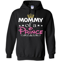 Mommy of a Prince Matching Mom and Son T-Shirt for Mother  - mother's day