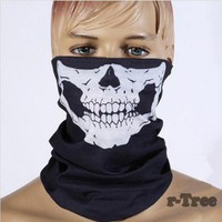 Outdoor windproof Cycling Mask riding bicycle fleece winter warm half face Ski mask Motorcycle sport mask Dust Protecting DM0201