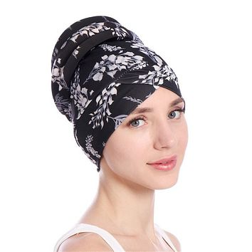 Scarf Cover Chemo Cap