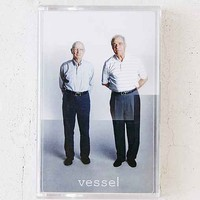 Twenty One Pilots - Vessel Cassette Tape