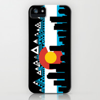 COLORADO iPhone & iPod Case by Love Life Creative | Society6
