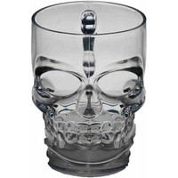 Skull Mug Halloween Decoration - Walmart.com