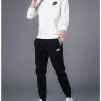 Nike Men Fashion relaxation exercise suit