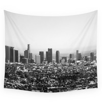 Society6 Los Angeles, CA Wall Tapestry