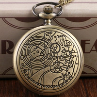 Doctor Who's Pocket Watch