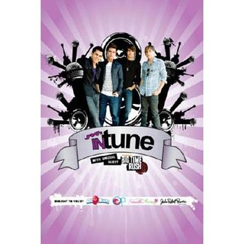 Big Time Rush Mug Photo Coffee Mug