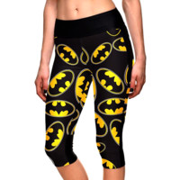 Batman Fitness Shorts